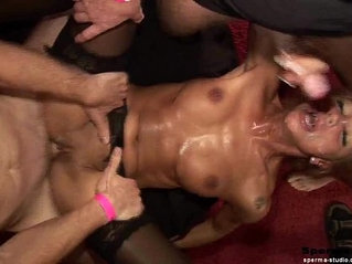 Cum Orgy Extreme Horny Ginger .. More