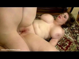 Plump babe loves to get fucked in her ass