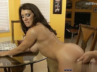 Lenna Sky in Son gives Step Mom a creampie