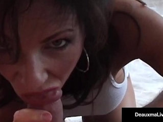 Super Hot Milf, Deauxma Hubby Have Great Oral Anal Sex!