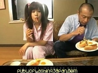 Shino Nakamura Asian gets cunt filled