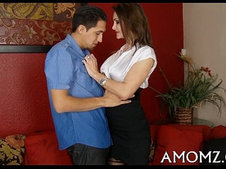 Licking and fucking with sexy mommy