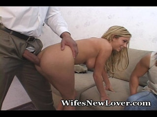 Stretching Another Mans Wife